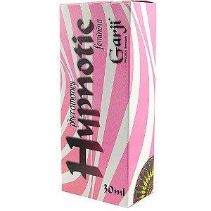 Hypnotic Pheromones Feminino 30ml Garji - Sex shop
