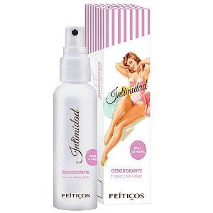 Intimidad Desodorante íntimo 60ml Feitiços - Sex shop