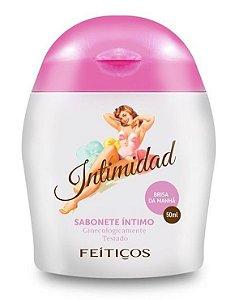 Intimidad Sabonete Íntimo 50ml Feitiços - Sexshop