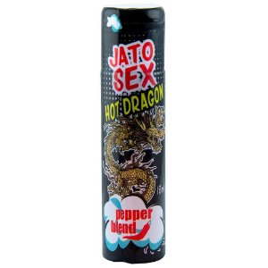 Jato Sex hot Dragon 18ml Pepper Blend - Sex shop