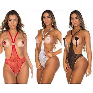 Kit 03 Body Erotico Radiante Pimenta Sexy