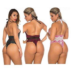 Kit 03 Body Sensual Perfect Pimenta Sexy