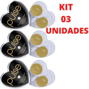 Kit 03 Bolinhas Anais Pulse Dupla Sexy Fantasy - Sex shop
