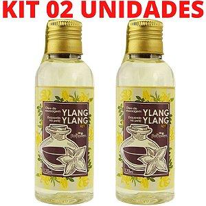 Kit 03 Óleo para Massagem Hot 120ml Hot Flowers - Sex shop
