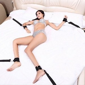 Kit Bondage de Amarras - My Bed Restraints - Lovetoy - Sexshop