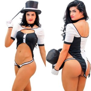 Kit Fantasia Mágica Charlô Sapeka - Sex shop