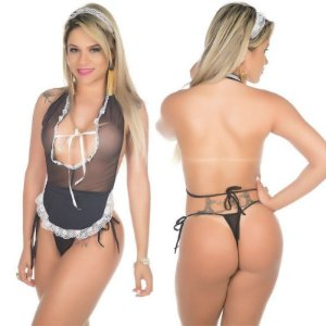 Kit Mini Fantasia Copeira Pimenta Sexy - Sex shop