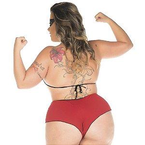 Kit Mini Fantasia Pluz Size Sra Incrível Pimenta Sexy - Sexshop