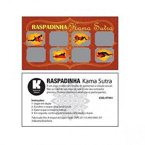 Kit Raspadinha Kama Sutra - Sexshop