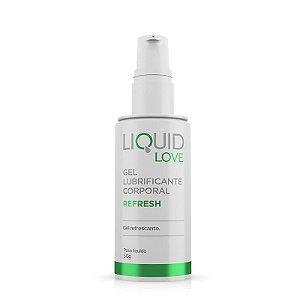 Lubrificante Refrescante Refresh - Liquid Love - Sex shop