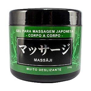 Massaji Gel massgem Corpo a Corpo 500g HotFlowers - Sex shop