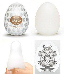 Masturbador Tenga Egg - CRATER - Sexshop