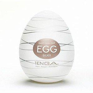 Masturbador Tenga Egg - Silky - Sexshop