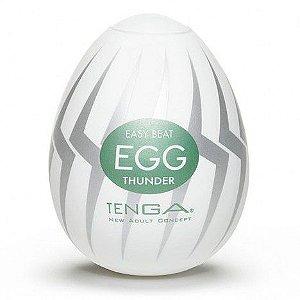 Masturbador Tenga Egg - THUNDER - Sexshop