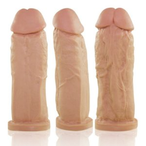 Pênis Grosso Real Peter Larger - 18x5cm - Sexshop