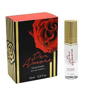 Perfume Feminino Per Amore 15ml INTT - Sex shop