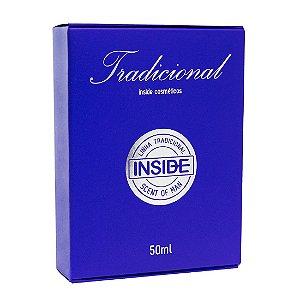 Perfume Masculino Blue 50ml Inside Scent of man - Sex shop