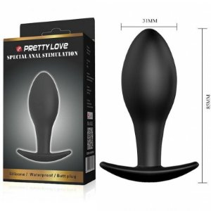 Plug Anal Silicone - Pretty Love - Sex shop