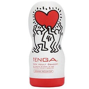 Tenga Masturbador - Keith Haring Cup Soft Tube - Sexy shop
