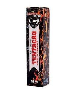 Tentação Excitante Morango com Champanhe Spray 15ml Garji - Sexshop