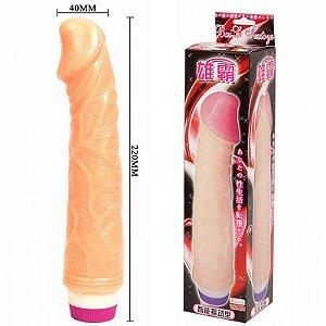 Vibrador Dildo Realístico Fantasy Vibe - Sex shop