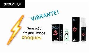 Vibrador Liquid Shock - 15 ml spray - Gel eletrizante - Sexshop