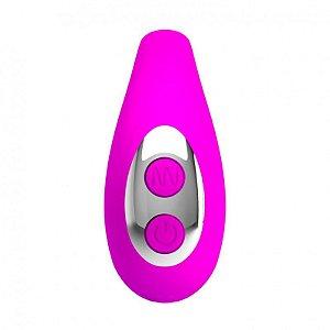 Vibrador para Boca com 3 Modos de Vibração - PRETTY LOVE MABEL - Sexshop