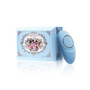 Vibrador ZALO - Versailles Jeanne Personal Massager Azul - Sex shop