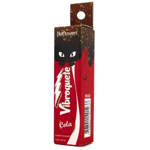Vibroquete Coca Cola Gel Sexo Oral Vibrante 12gr Hot Flowers - Sex shop