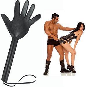 Chibata Erótica em formato de Mão 38cm - Sexshop