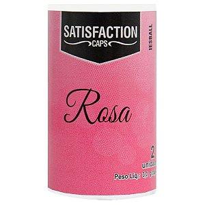 Bolinha Aromática Rosa 02 Unidades Satisfaction