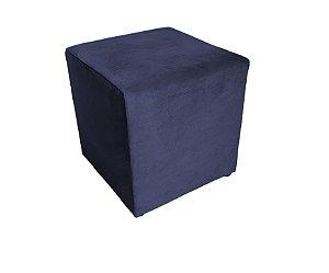 Puff Dado - Azul Marinho