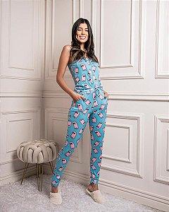 Pijama Viscolycra Boo