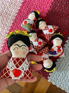 Varal de Fridas