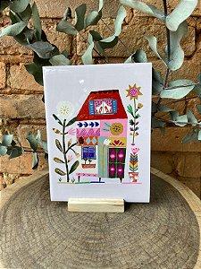 Azulejo Casa Colorida 15X20