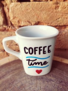 Canequinha - Coffee time