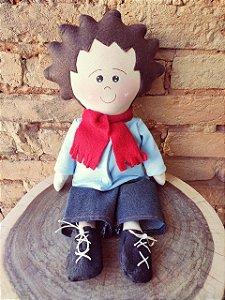Boneco Pequeno Príncipe