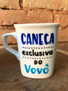 Canequinha - Exclusiva do vovô