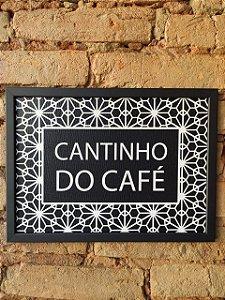 Quadro Canvas- Café