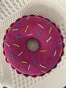 Almofada Donuts ( Roxo )