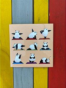 Azulejo 15 x 15 - Yôga Panda