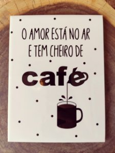 """Azulejo 15 x 20 - """"Cantinho do Café"""" II"""