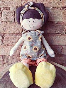 Boneca Girassol