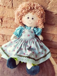 Boneca Rosinha