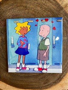Azulejo 15 x 15 - Doug e Paty