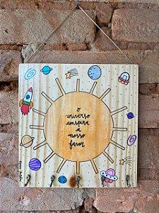 Porta Chaves O universo conspira a nosso favor