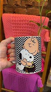 Caneca - Snoopy e Charlie