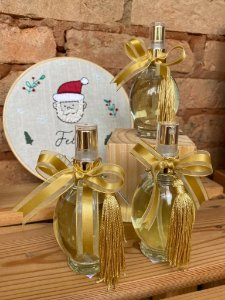 Home Spray Especial de Natal Dourado