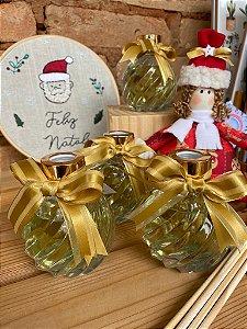 Difusor Especial de Natal Dourado