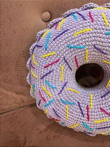 Almofada Donuts ( Lilás)